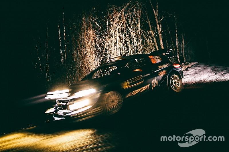 Fotogallery WRC: le prime due speciali del Rally di Monte-Carlo 2019