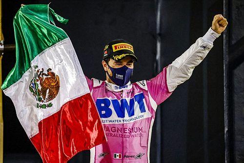 Sakhir GP: Perez takes shock win after Mercedes debacle