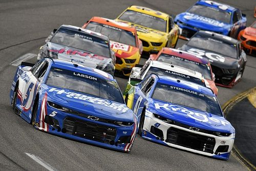 What time and channel is the NASCAR playoffs at Richmond