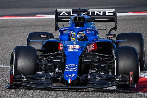 'Pushy' Alonso a big help to Alpine F1 team, says Brivio
