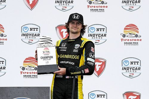 Hosszabbított az Andrettivel az IndyCar legnagyobb tehetségének tartott Herta