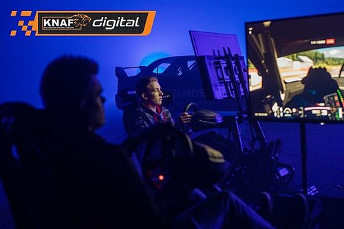 Kijk terug: Met Bugatti's Veyron op Interlagos in KNAF Digital Winter Cup