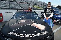 """NASCARで""""絞首刑用の縄""""設置のヘイト犯罪が発生。唯一の黒人ドライバー標的に"""
