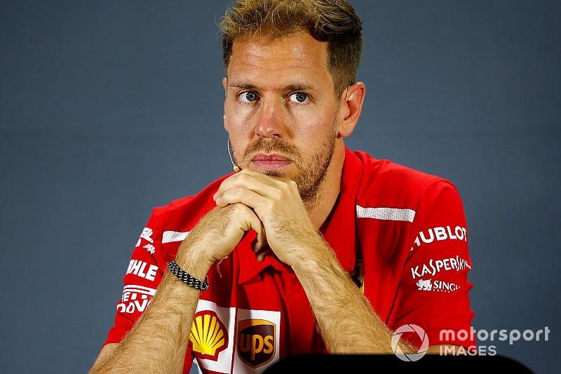 Vettel al Corriere della Sera: