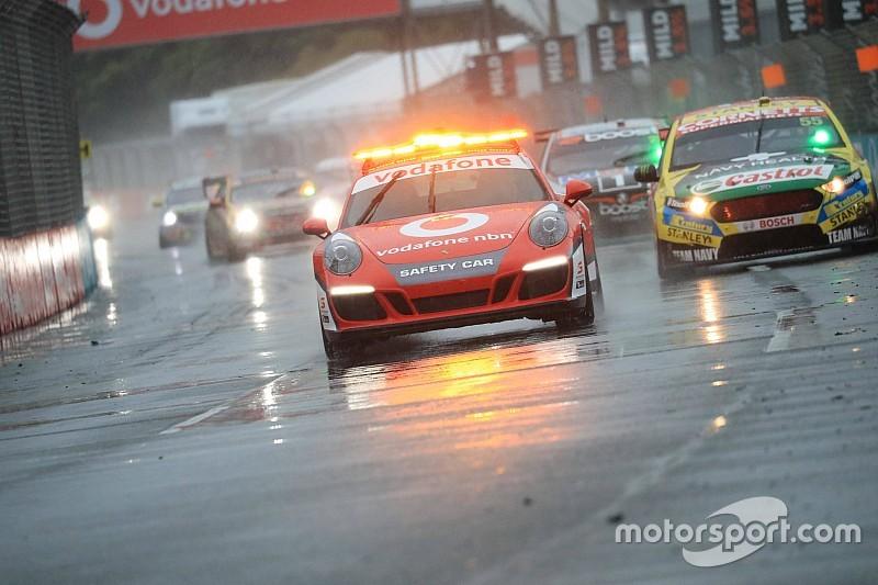 Van Gisbergen wants time-certain Supercars finishes abolished