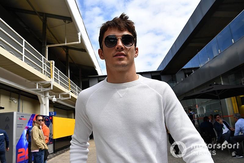 Engenheiro: Ferrari tem de estar pronta para lidar com Leclerc