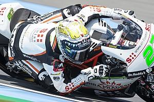 Moto2, Valencia, Libere 1: il bagnato lancia Lecuona davanti a Marquez e Oliveira