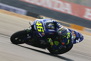 MotoGP Reaktion Valentino Rossi: In Thailand mehr Probleme als in Malaysia