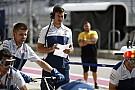 Il mio lavoro in F.1... Preparatore atletico della Williams Martini Racing