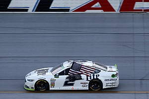 NASCAR Cup Race report Brad Keselowski prevails in wild finish at Talladega