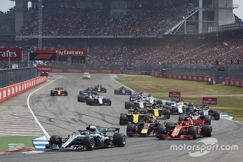 La F1 dévoile le calendrier 2019 provisoire