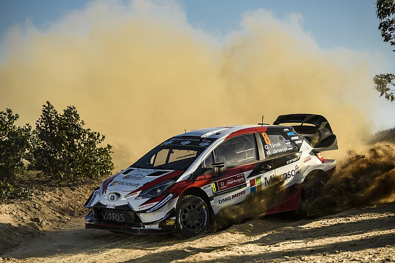 Tanak e Toyota trionfano al Rally d'Estonia davanti a Hayden Paddon e Craig Breen