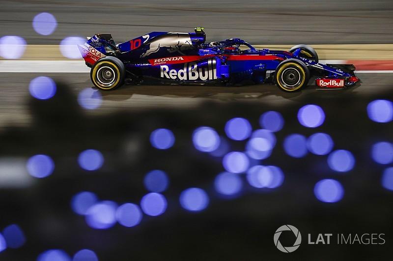 Гасли об успехе в квалификации: Это был мой лучший круг в Ф1
