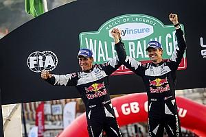 WRC Breaking news Ogier