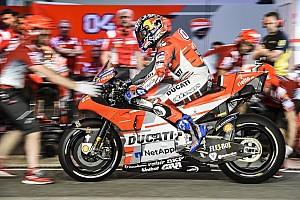 Довициозо выиграл Гран При Катара с преимуществом в 0,027 секунды