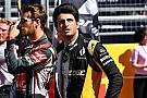 Formule 1 Renault lovend over indrukwekkend debuut Sainz