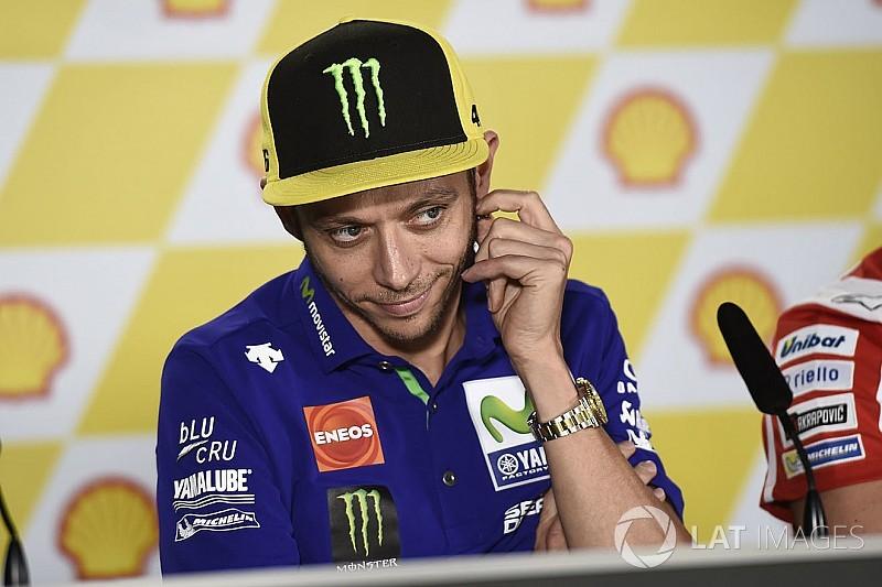 """Valentino: """"Forse la M1 2017 non sarebbe piaciuta neanche a Lorenzo"""""""