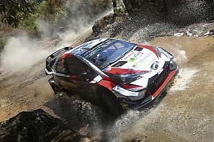 WRC Prova speciale Messico, PS6: Loeb sbaglia e Tanak sale 3°. Evans costretto al ritiro