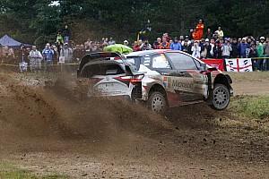 WRC Résumé de spéciale ES13 - Lappi meilleur temps, Neuville réduit encore l'écart
