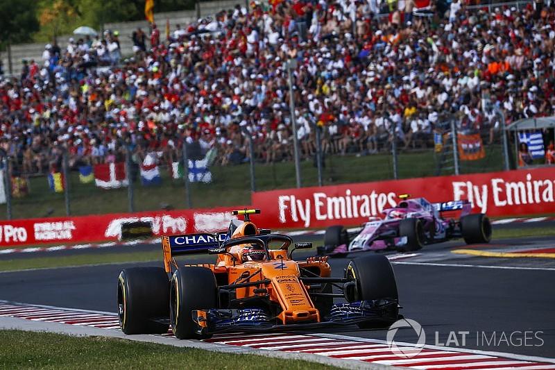Vandoorne dice que McLaren ha dejado atrás su mala racha