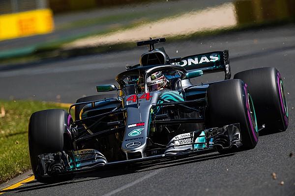 Hamilton a flirté avec les limites moteur