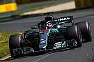 Formula 1 Avustralya GP öncesi: Yarış gridi