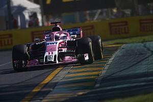 Technique - La nouvelle configuration de la Force India à Melbourne