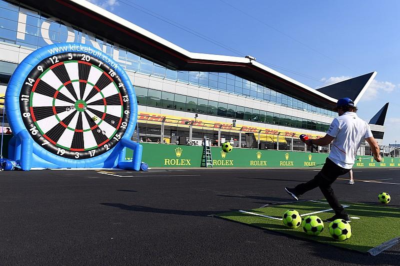 Гран Прі Британії: найкращі фото четверга