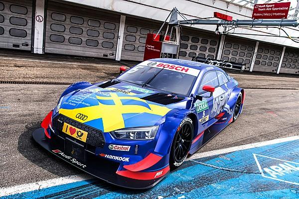 DTM Ultime notizie L'Audi concede una gara ad Ekstrom per dire addio al DTM