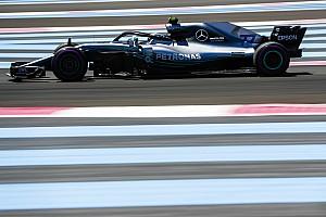 Mercedes running