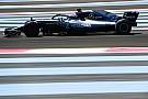 Formula 1 Mercedes running