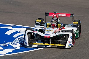 Formula E Practice report Marrakesh ePrix: Abt leads di Grassi in fog-hit practice