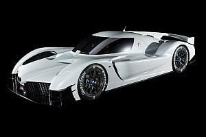 WEC News Le-Mans-Zukunft: Auch Toyota hätte einen Supersportler
