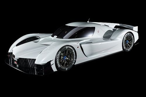 Toyota shows off hypercar prototype in Fuji test video