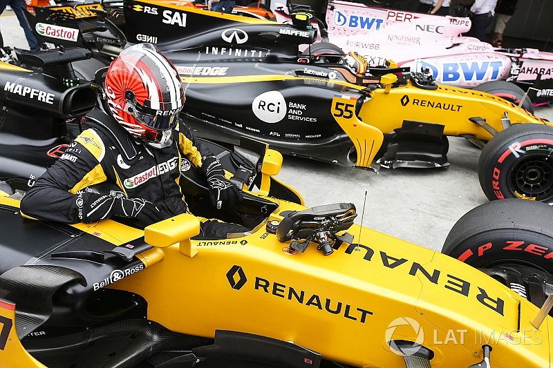 A Renault egy nagyon erős téli időszakot futna Hülkenberggel és Sainzzal