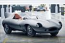 Автомобілі Jaguar відродила виробництво легендарного D-Type