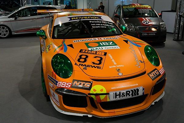 Automotive Special feature Foto's: Divers aanbod van racewagens op de Essen Motor Show
