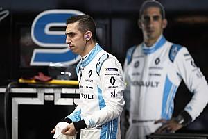 Formula E Breaking news Buemi criticises di Grassi's driving after Hong Kong clash