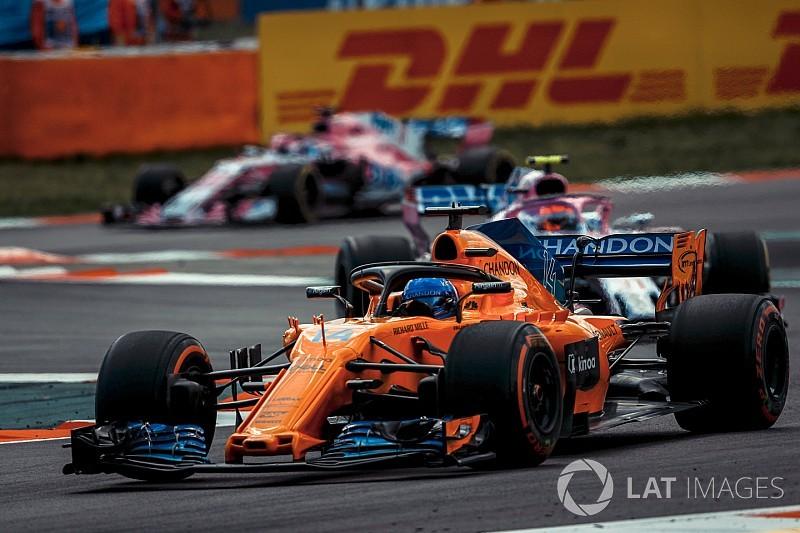 Alonso: McLaren sekarang bisa saingi Renault/Haas