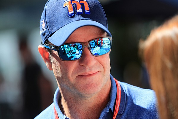 Barrichello needed surgery to remove tumour