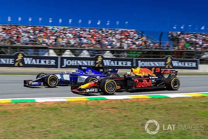 Ricciardo fataliste face à la baisse des dépassements en F1