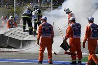 Больше огня! В этот уик-энд горели болид Ф2, мотоцикл и автомобиль легенды «Дакара»