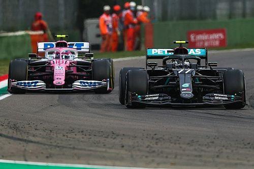 Aston Martin détenu à 20% par Mercedes: pas d'impact en F1