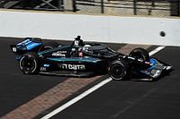 Johnson's first IndyCar run impresses Ganassi's Hull, Dixon