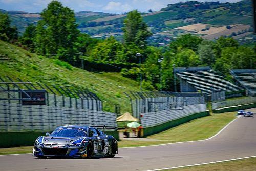 GT World Challenge Europe: pole per l'Audi dell'Attempto a Imola