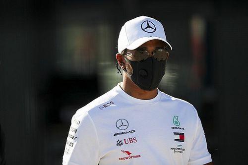 """هاميلتون باقٍ في الفورمولا واحد """"لثلاث سنوات على الأقل"""""""