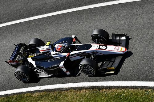 Mugello F2: Lundgaard on pole from Ticktum, Ilott