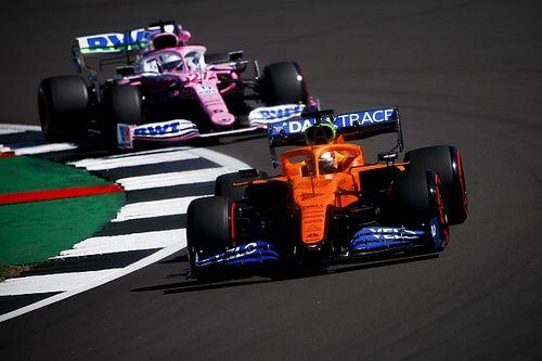 McLaren wycofał apelację