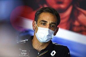 """Ocon: """"Très triste"""" qu'Abiteboul parte après les podiums de 2020"""