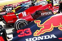 Análisis: ¿se quedan atrás los coches de alto rake en la F1?